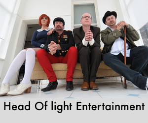 Head Of Light Entertainment