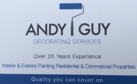 Andy Guy Decorating Services