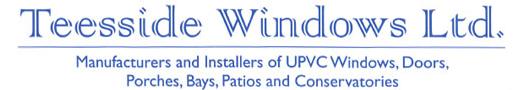 Teesside Windows Ltd.